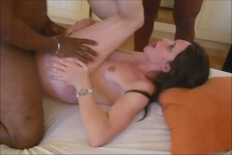 Angelique Getting Hard nailed By 2 BBC
