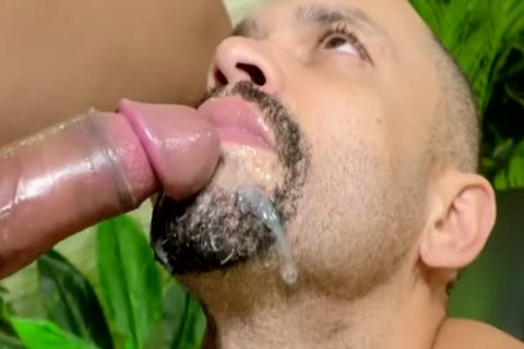 Dream t-girl - plowing His butthole And engulfing His penis (Lia Dotada)