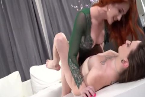 delicious Redhead Shares Her Thoughts And Her ramrod